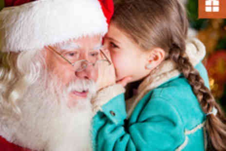 Staunton Harold Nurseries - Entry for a Family of Four to Santa's Grotto - Save 33%
