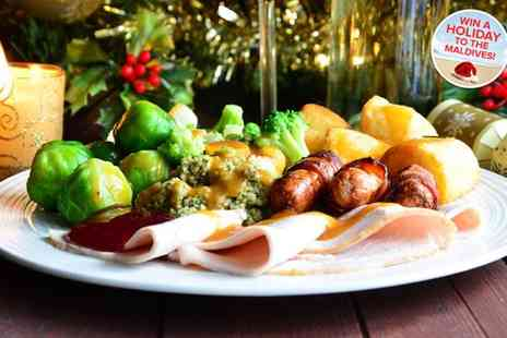 Indulgence Bramhall - Traditional two course Christmas roast for two - Save 50%