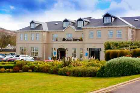 Ballyliffin Lodge - Two Nights For Two - Save 34%