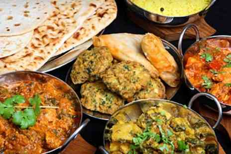 Shiraz Cuisine - Indian Cuisine Two Courses For Two - Save 60%