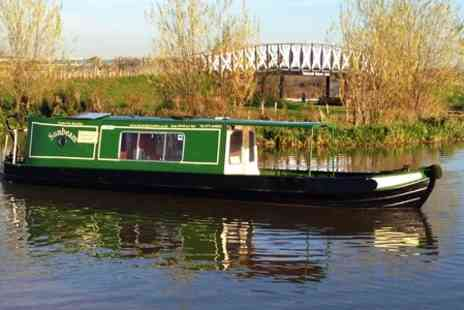 Chester Day Boat Hire -  Narrowboat For Up to Ten People - Save 20%