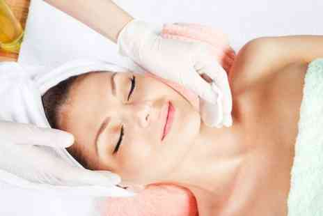 PURE MEDI SPA - Facial With Neck and Shoulder Massage - Save 47%