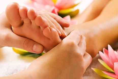 Gean Taylor at Your Natural Image - One Hour of Reflexology - Save 47%
