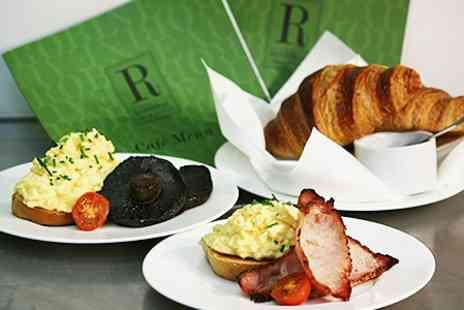 Robineau Patisserie - Breakfast For Two - Save 51%