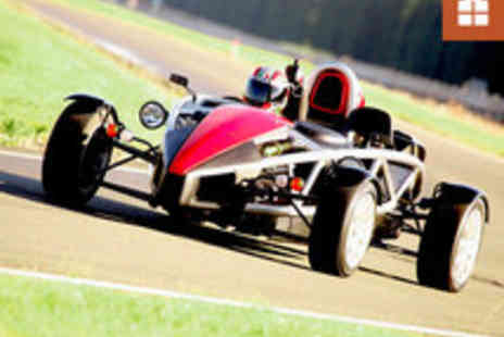 Atom Xtreme - Three or Six Lap Track Experience in an Ariel Atom - Save 67%