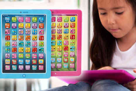 Pamper Me - Very own YPad Touch Screen English Learning Machine - Save 83%