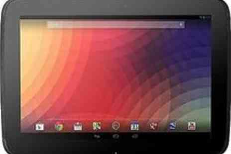 "electrical123shop - Samsung Google Nexus 10"" Tablet, 32GB, WIFI, Black - Save 32%"