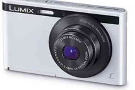 Argos - PANASONIC DMC-XS1EB-W 16MP 5X ZOOM CAMERA - Save 29%