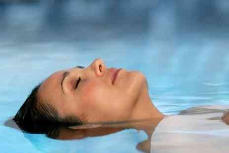Cherry Floatation & Wellness Spa - Floatation tank experience and hot stone massage - Save 52%