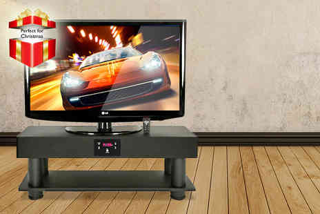 Davies Wallpapers - Mi Hub Java black TV stand and surround system - Save 53%