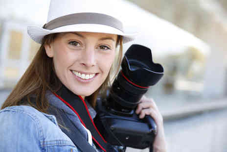 Tom Poultney Photography - Three hour photography intro course - Save 69%