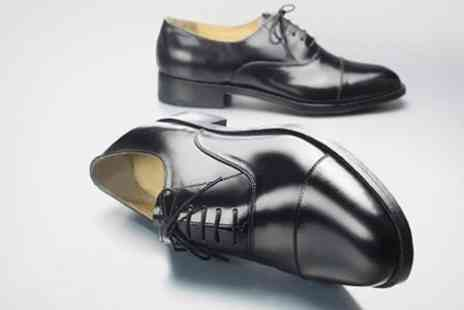 SW Shoes - One Pairs of Mens Handmade Leather Shoes - Save 70%