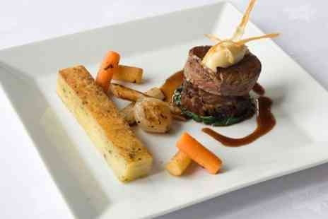 The Quorn Country Hotel - Five Course Tasting Menu and Prosecco - Save 0%