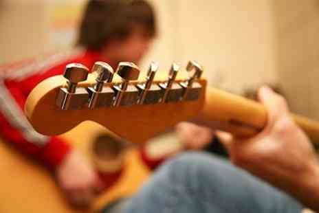 The Guitar Workshop - Ten Private Guitar Lessons - Save 51%