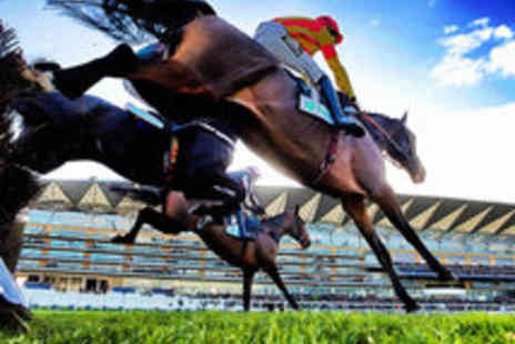 Royal Ascot Racecourse - Premium Enclosure Tickets to Ascot Christmas Raceday - Save 48%