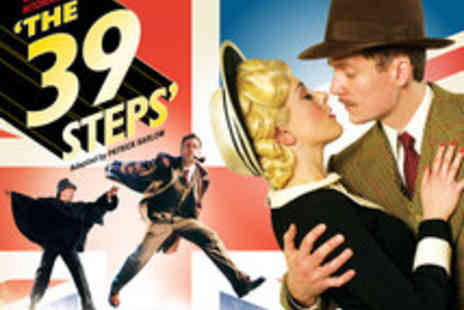 Criterion Theatre - Tickets to The 39 Steps in the West End - Save 50%