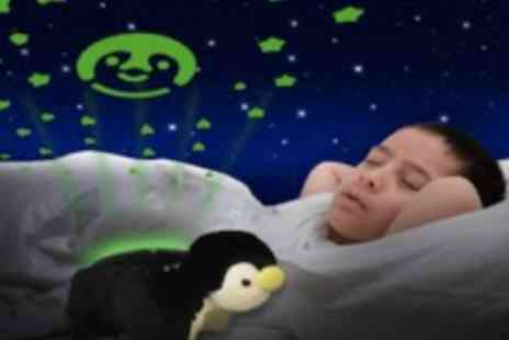 Time2Direct - Penguin Pet Night Light Projector - Save 60%