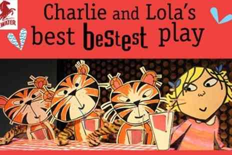 Boom Entertainment - Tickets for Charlie & Lolas Best Bestest Play  - Save 50%