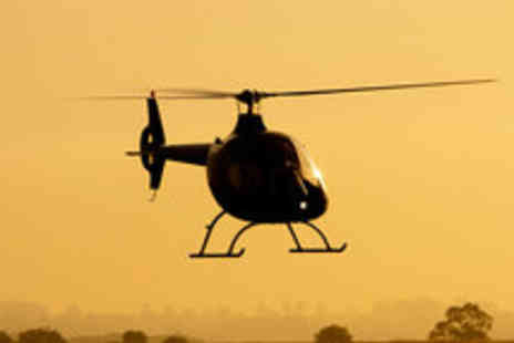 Helicentre - One Hour Helicopter Pilot Experience - Save 38%
