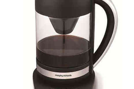 4indoors - Morphy Richards Cascata Coffee Maker - Save 60%