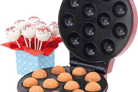 Argos - American Originals Cake Pop Ma - Save 25%