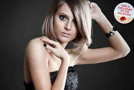 Fusion Hair and Beauty - Wash cut or restyle plus a conditioning treatment - Save 74%