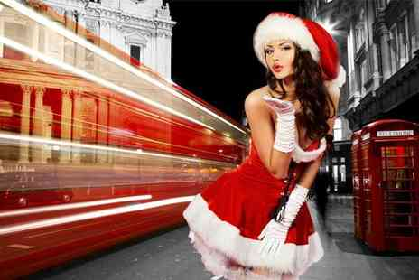 1 Big Night Out - Santa suit pub crawl - Save 60%