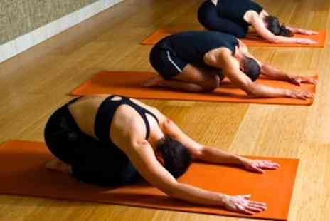 Clapham Hot - Six Sessions of Hot Yoga or Hot Pilates - Save 77%