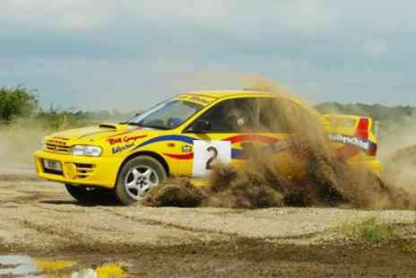 Bill Gwynne Rally School -  Two Hour Experience With Five - Save 35%