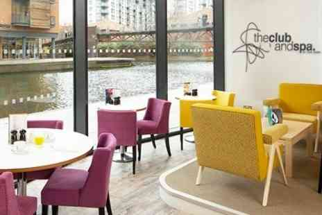 The Lounge - Brunch With Prosecco For Two - Save 58%