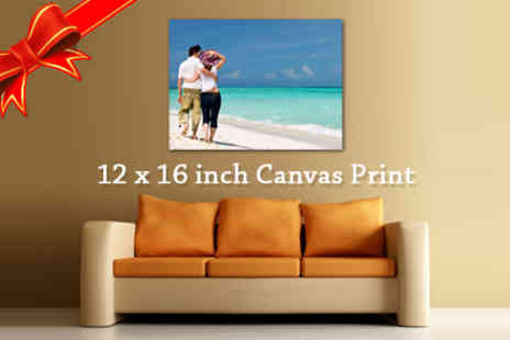 Memories Canvas Print - 12 x 16 inch canvas print - Save 85%