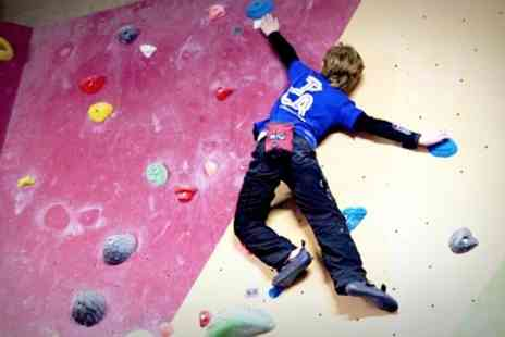 The Climbing Academy - Indoor Climbing Induction - Save 67%