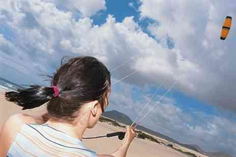 Hampshire Kitesurfing -  Two Hour Land Based Introductory Session - Save 52%