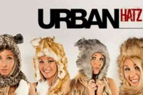Urban Hatz - Choice of Funky Animal Hat - Save 60%
