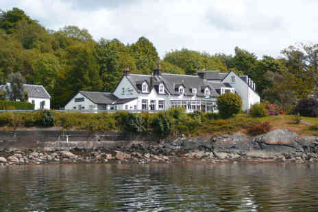 The Creggans Inn - Breathtaking Loch Views in The West Highlands - Save 51%
