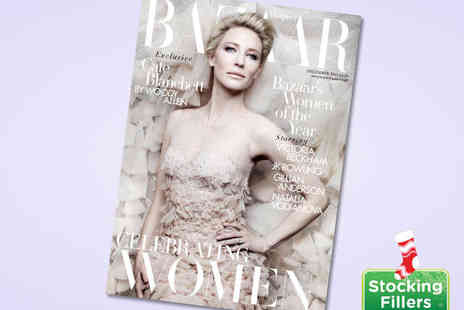 Harpers Bazaar Magazine - 12 Issue Subscription - Save 62%