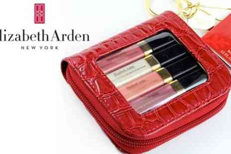 LipSplash.com - Elizabeth Arden High Shine Lip Gloss Gift Set - Save 50%