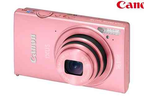 Ask Electronics - Canon Ixus 16MP Digital Camera - Save 56%