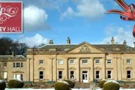 Wortley Hall - Country House One Night Break For Two With Dinner and Bubbly - Save 60%