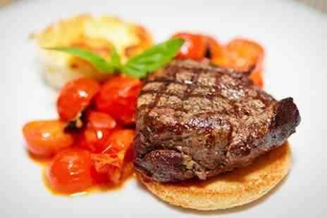 The White Horse Inn - Chateaubriand For Two - Save 52%