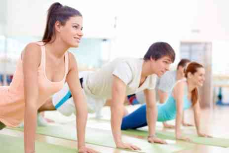 Good Health and Fitness - 12 Exercise Classes - Save 72%