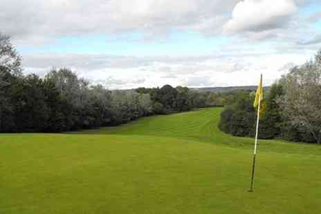 The Kent & Surrey Golf - Eighteen holes of golf For Two - Save 67%
