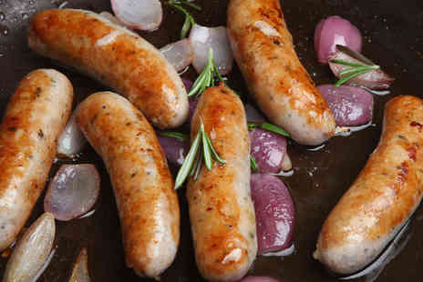 Northumberland Sausage Company - Sausage making class for 2 people - Save 79%