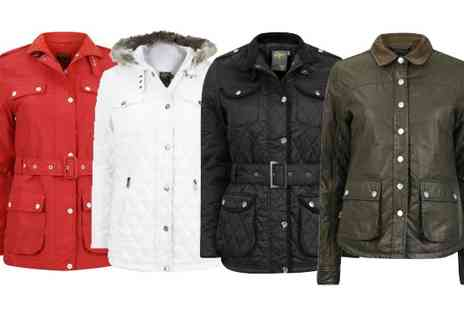The Hut Group - Womens Le Breve Jackets - Save 73%