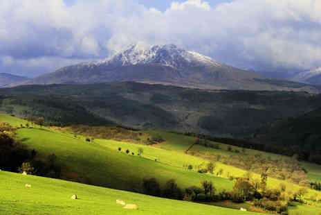 Valkyrie Pursuits - Two night self catered Snowdonia multi activity camping break - Save 46%