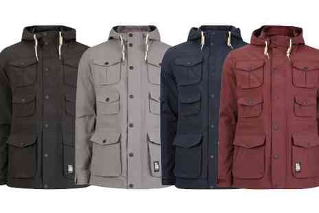 The Hut Group - Branded Mens Winter Jackets - Save 47%