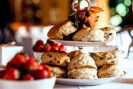 Aubrey Park Hotel - Champagne Afternoon Tea for two - Save 52%