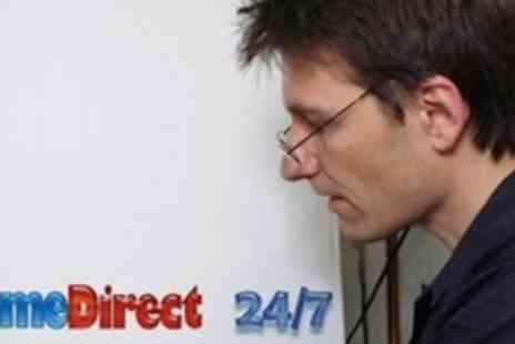 HomeDirect 24/7 - Winter Boiler Check Up and Service - Save 72%