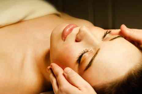 Eden Beauty Studio -  30 Min Massage and one Hour Dermalogica Facial - Save 58%