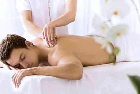 Menace Male Grooming - Mens Pamper Package incuding Massage in Essex - Save 50%